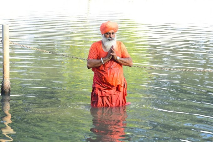 Scarcity of water and Solutions needed:-Sant Seechewal