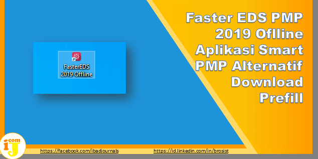 Faster EDS PMP 2019 Oflline Aplikasi Smart PMP & Alternatif Download Prefill