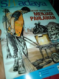 Majalah Swadaya DPU DT