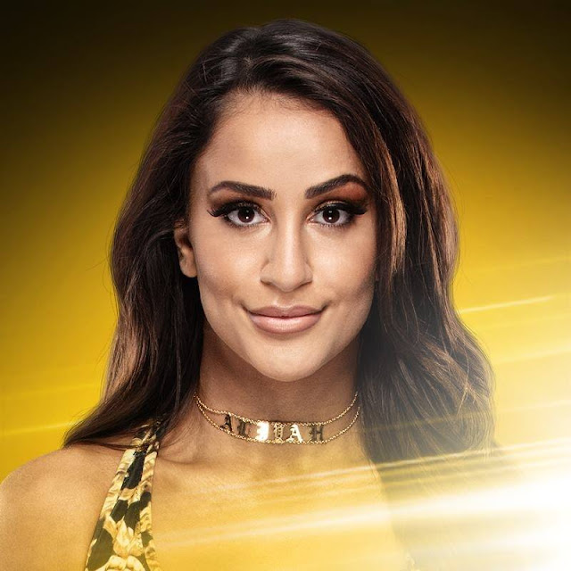 Aliyah age, wiki, wwe, nxt, royale, instagram, biography