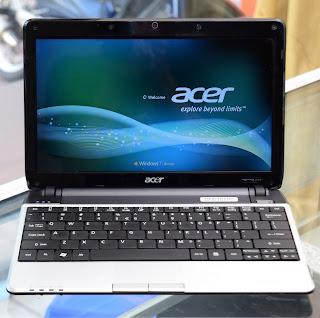 Jual Acer Aspire 1810T Intel U4100 ( 11.6-Inch ) 2nd