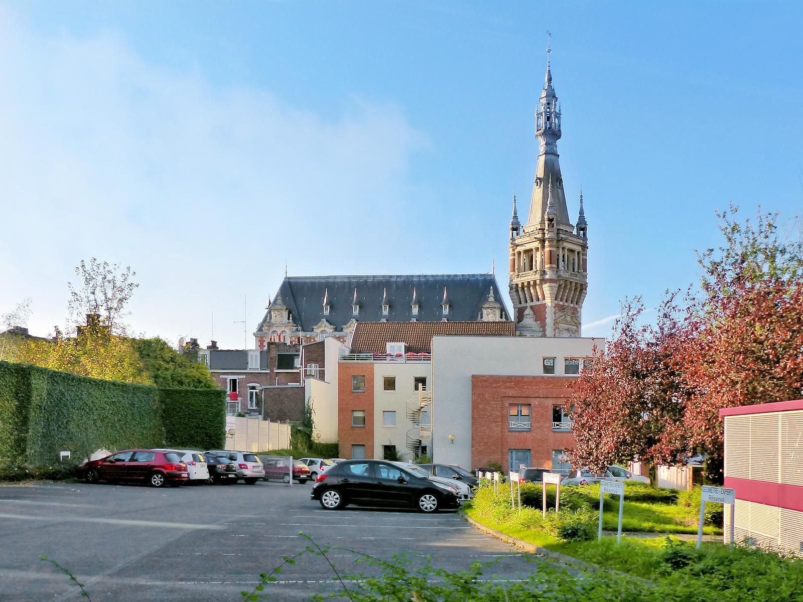 Beffroi de Tourcoing - Parking AOBEFFROI