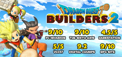 DRAGON QUEST BUILDERS 2-CODEX