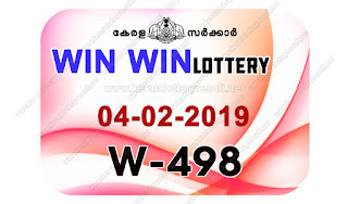 KeralaLotteryResult.net, kerala lottery kl result, yesterday lottery results, lotteries results, keralalotteries, kerala lottery, keralalotteryresult, kerala lottery result, kerala lottery result live, kerala lottery today, kerala lottery result today, kerala lottery results today, today kerala lottery result, Win Win lottery results, kerala lottery result today Win Win, Win Win lottery result, kerala lottery result Win Win today, kerala lottery Win Win today result, Win Win kerala lottery result, live Win Win lottery W-498, kerala lottery result 04.02.2019 Win Win W 498 04 February 2019 result, 04 02 2019, kerala lottery result 04-02-2019, Win Win lottery W 498 results 04-02-2019, 04/02/2019 kerala lottery today result Win Win, 04/02/2019 Win Win lottery W-498, Win Win 04.02.2019, 04.02.2019 lottery results, kerala lottery result February 04 2019, kerala lottery results 04th February 2019, 04.02.2019 week W-498 lottery result, 04.02.2019 Win Win W-498 Lottery Result, 04-02-2019 kerala lottery results, 04-02-2019 kerala state lottery result, 04-02-2019 W-498, Kerala Win Win Lottery Result 04/02/2019