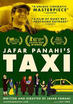 Taxi Teherán Poster