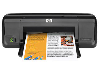 HP Deskjet D1668 Free Driver Download