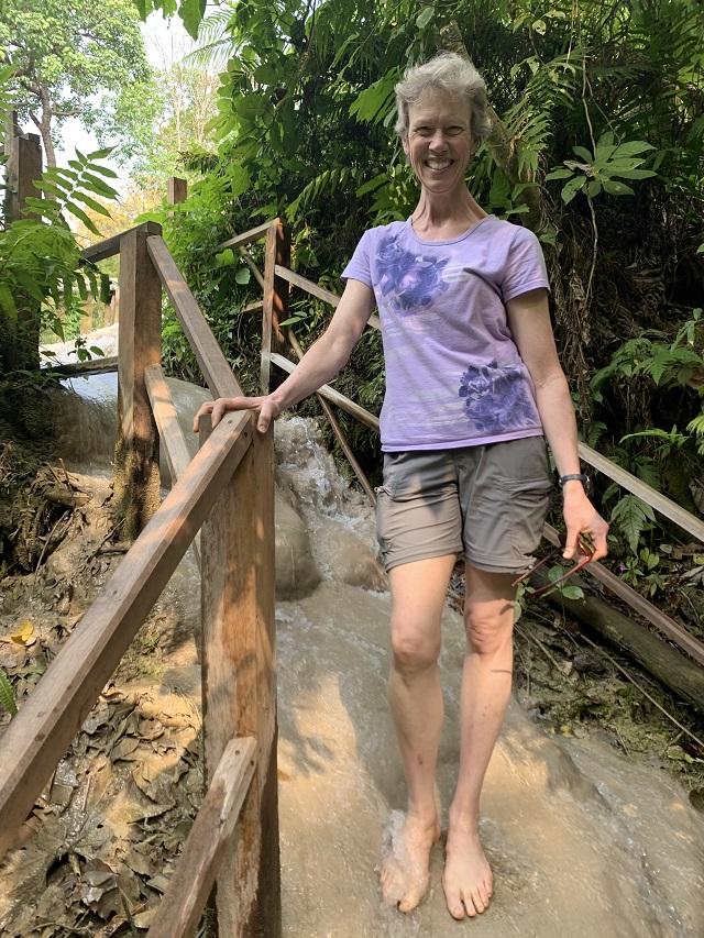 Sticky Waterfalls Thailand