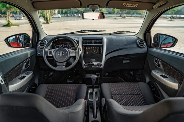 Toyota Wigo 2020 nâng cấp thiết kế và trang bị, giá từ 352 triệu