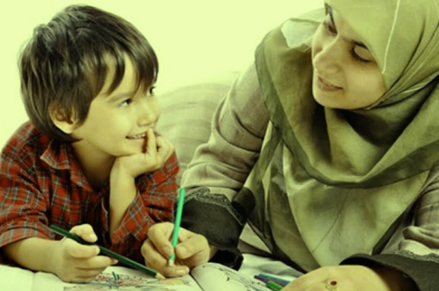 Bapak - Ibu, Ini Hak dan Kewajiban Anak di Sekolah, Masyarakat dan di Rumah