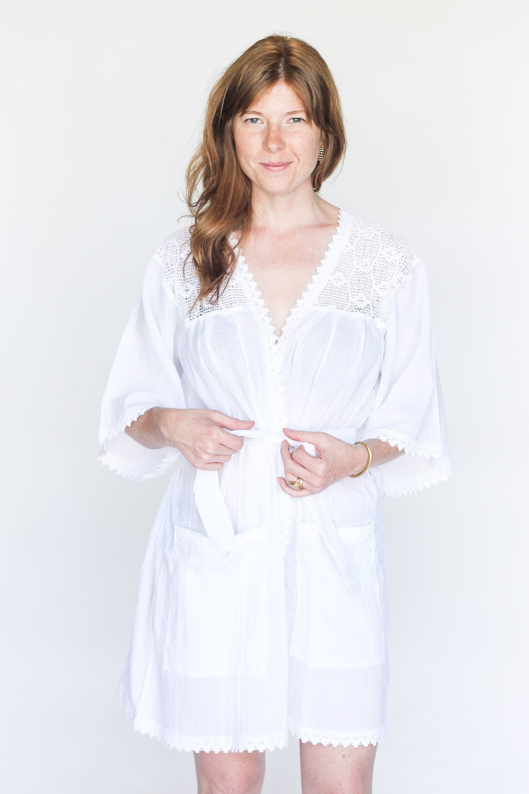 OH! Fox Creative robes | www.thebellainsider.com