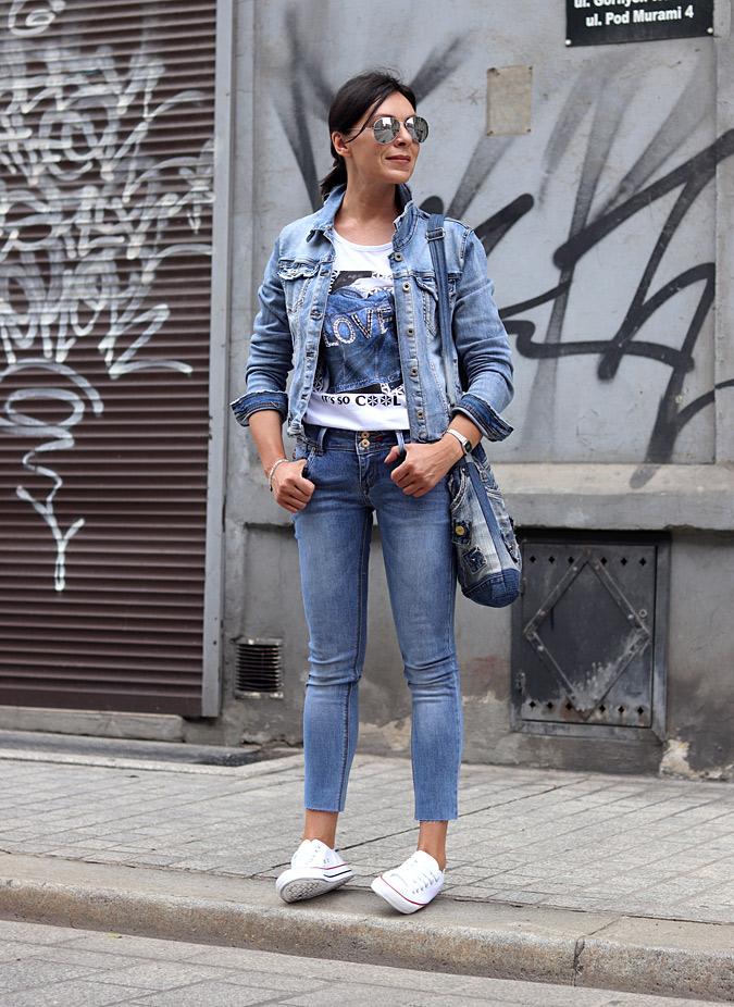 Odmładzający jeans