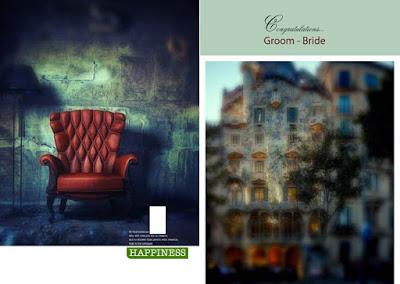PSD Wedding Album 17x24 Cover Design Download