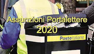 Poste Italiane assume portalettere - www.adessolavoro.com