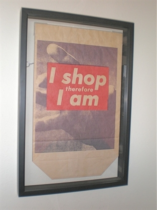 i shop therefore i am essay