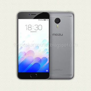 pict image gambar foto tampilan hp android Meizu M3 Note