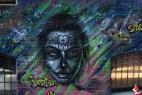 Hozier Lane Street Art | JonyDee80