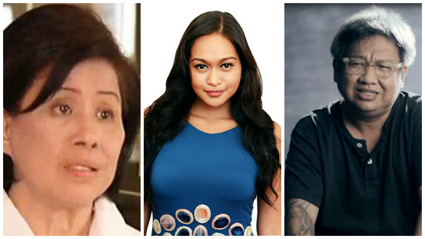 MMFF 2016: Cabral, Matti slam Mother Lily on indie films controversial remarks