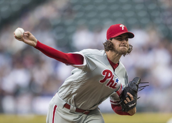 Aaron Nola set to start opener vs. Mets