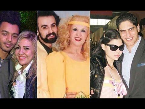 فنانات تزوجن برجال أصغر منهن.. هذه الفنانة كان الفارق بينها وبين زوجها  30 عاماً