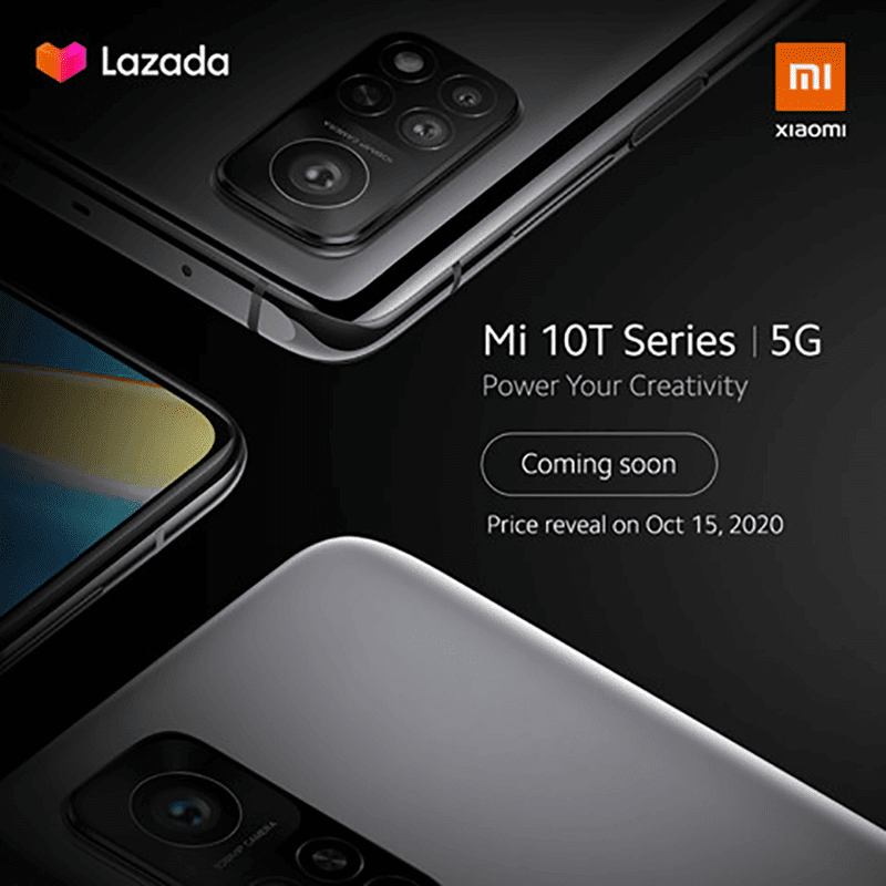 5G-ready Xiaomi Mi 10T Philippine price reveal this October 15!