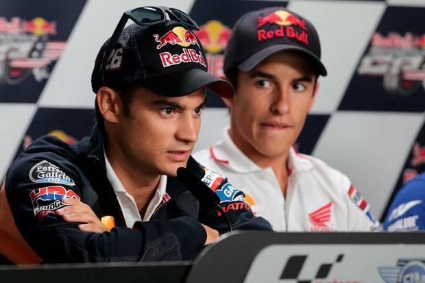 berita motogp Pedrosa jagokan Marquez untuk juara dunia 2017