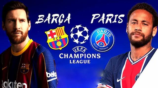 مشاهدة بت BARCELONA VS PSG PREVIEW: ملف مشاهدة مباراة iptv m3u 2021
