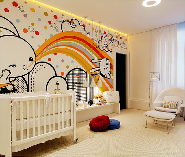 Modern Baby Rooms