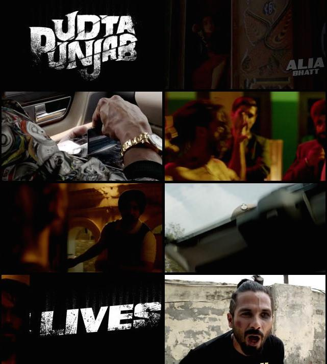 Download Udta Punjab 2016 Official Trailer 720p HD Download