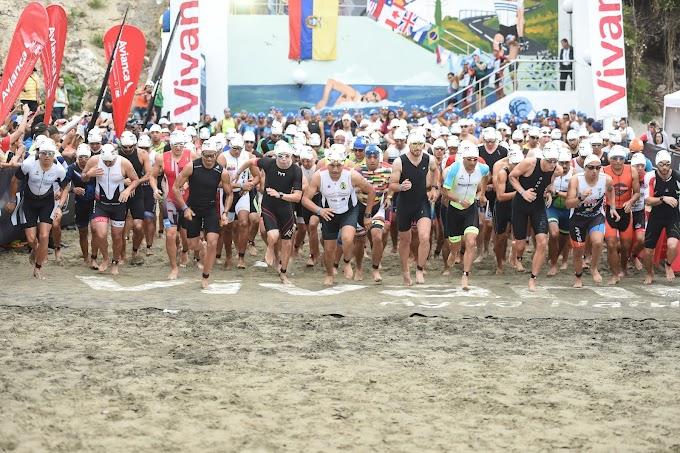 1.600 atletas competirán en el Kia IronMan 70.3 Ecuador el 8 de julio