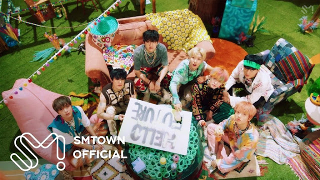 Lirik lagu NCT DREAM Hello Future dan Terjemahan