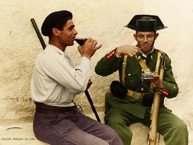 Desmontando el mito de la Guardia Civil golpista y temprana franquista