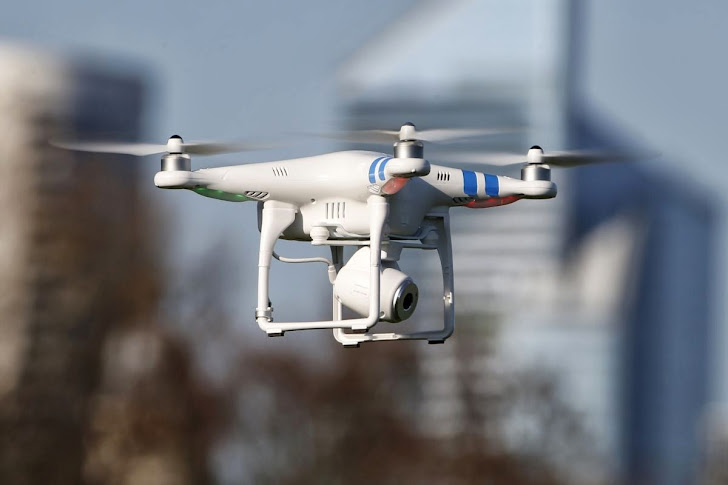 Snoopy Drone Can Hack Your Smartphone to Steal Passwords