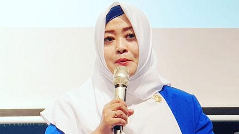 Anggota DPD RI, Fahira Idris