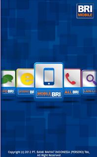 Download Dan Aktivasi BRI Mobile untuk Android Dan Blackberry