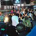 Praça da Estação recebeu grande público com atração circense