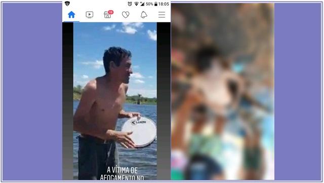 Homem que morreu afogado no Açude do Jatobá foi identificado - saiba mais