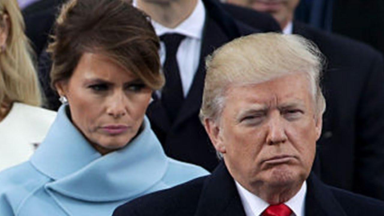 Melania y Trump, positivos para COVID-19
