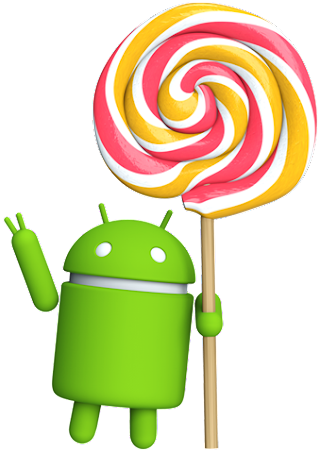 Android 5 Lollipop di Galaxy Note N7000