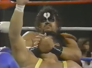 ECW Bloodfest '93 - The Tazzmaniac hurts Tommy Dreamer