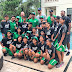 Indian teams at Jr. NBA World Championships hosted for lunch by NBA player Brook Lopez at his home