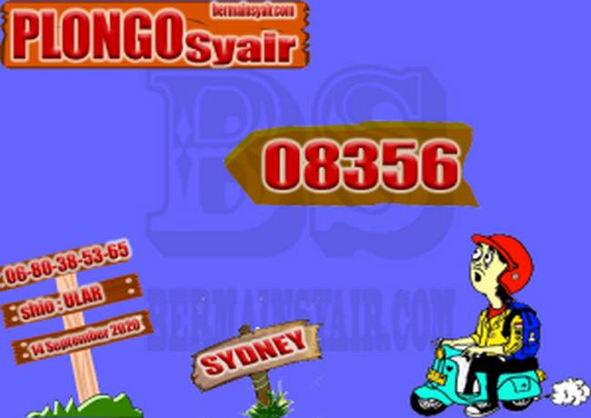 Kode syair Sydney Senin 14 September 2020 245