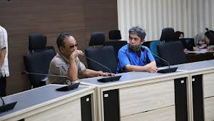 Ketua Komisi I Bentuk Pokja Wartawan Liputan DPRD Kota Cimahi