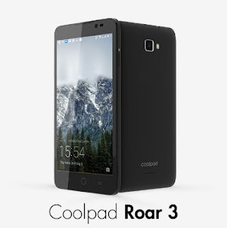 Coolpad Roar 3 A118 8297L-S00 Firmware Download