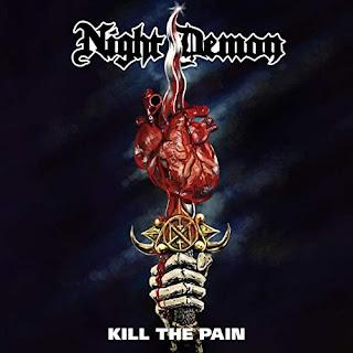 """Το single των Night Demon """"Kill the Pain"""""""
