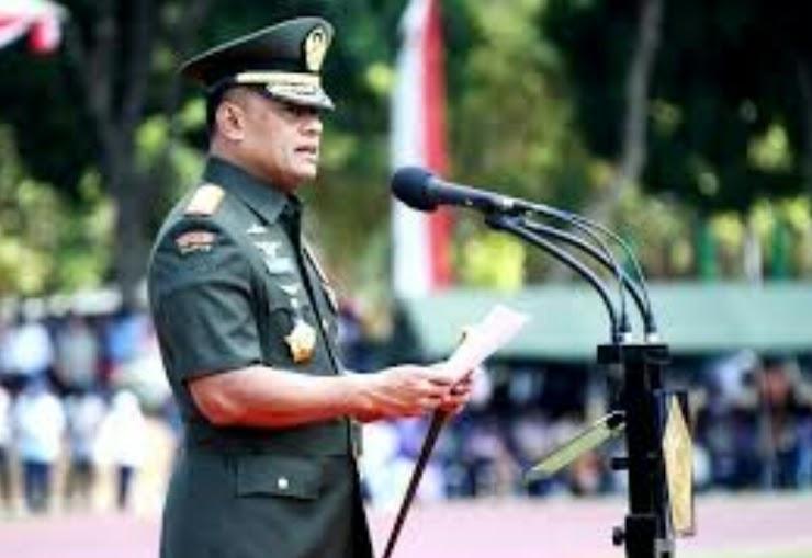 Panglima TNI Minta Masyarakat Waspadai Benih-benih Perpecahan Antara Umat