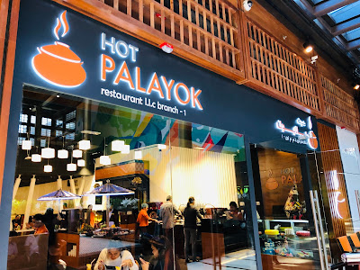 Food Review - Hot Palayok Restaurant and Grill