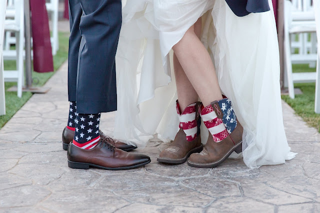 Superstition Manor Weddings Details; bride is a Veteran by Micah Carling Photography