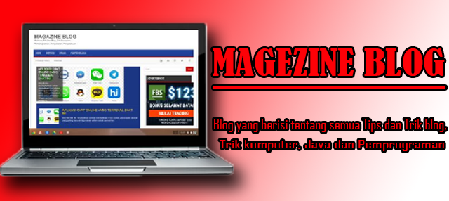 Magezine Blog Kumpulan Tutorial