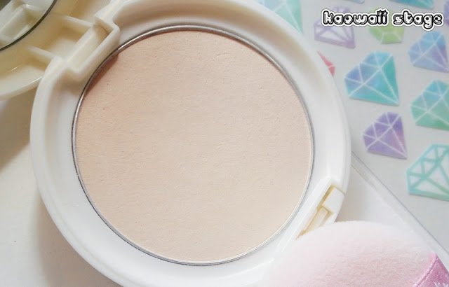 cover powder clear pact