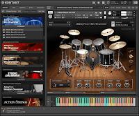 Download Native Instruments Abbey Road 80s Drummer KONTAKT Library